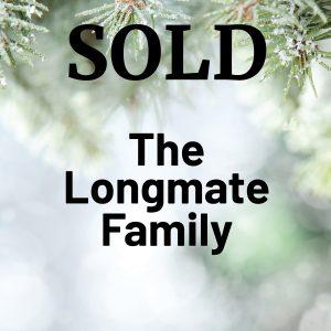 2021 Seniors Day Sponsor The Longmate Family